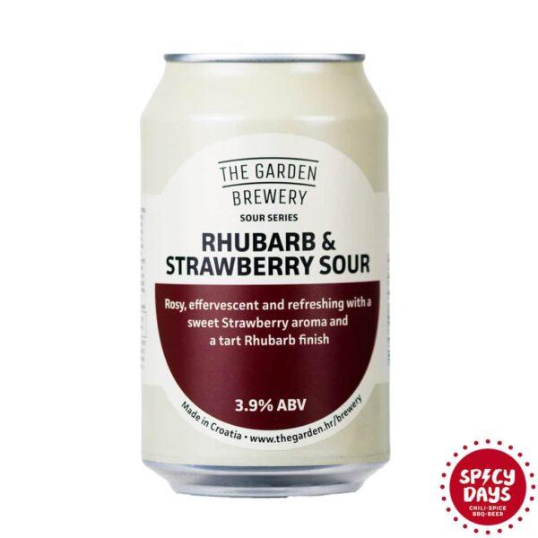 Garden Brewery Rhubarb & Strawberry 0,33l 1
