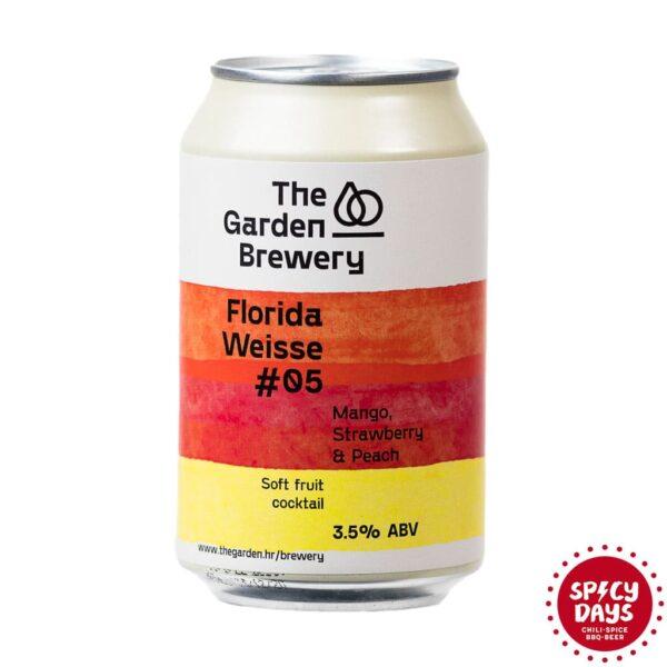 Garden Brewery Florida Weisse 5.0 0,33l 1