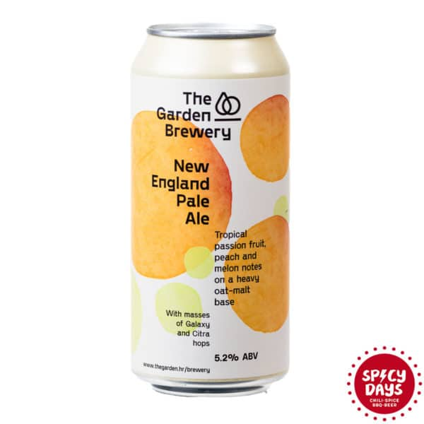 Garden Brewery New England Pale Ale 0,44l 1