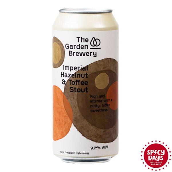 Garden Brewery Hazelnut & Toffee Stout 0,44l 1
