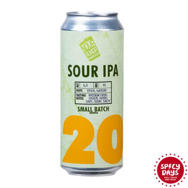 Nova Runda Small Batch #20 - Sour IPA 0,50l 1