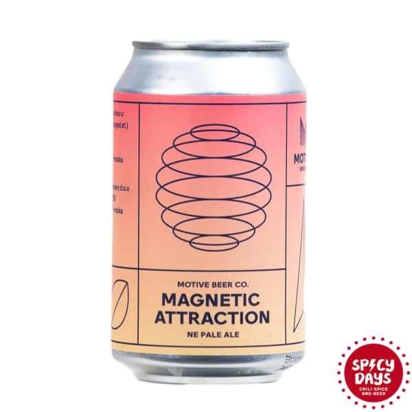 Motive Beer Company Magnetic Attraction 0,33l 1