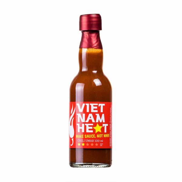 Vietnam Heat - ljuti umak 100ml 1
