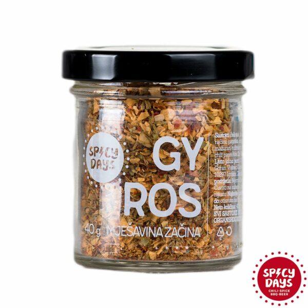 Gyros mješavina začina 40g 1
