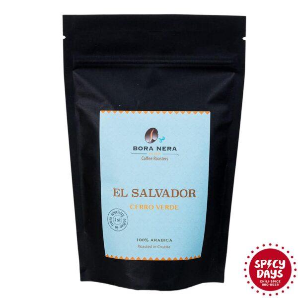 Bora Nera Coffee Roasters - Kava El Salvador u zrnu 250g 1