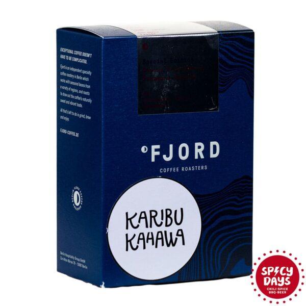 Fjord Coffee Roasters - El Salvador Special Edition kava u zrnu 250g 1
