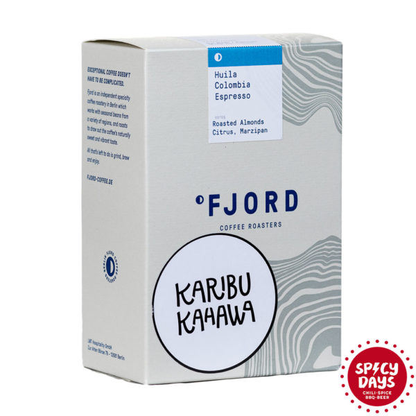 Fjord Coffee Roasters - Colombia kava u zrnu 250g 1