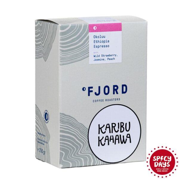 Fjord Coffee Roasters - Ethiopia kava u zrnu 250g 1