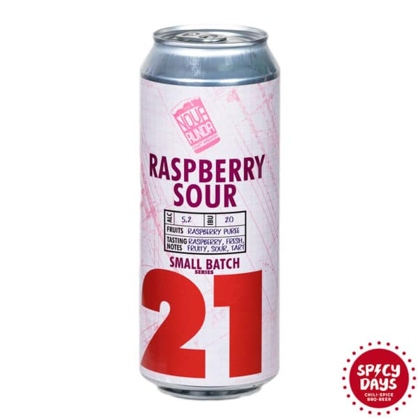 Nova Runda Raspberry Sour 0,50l 1