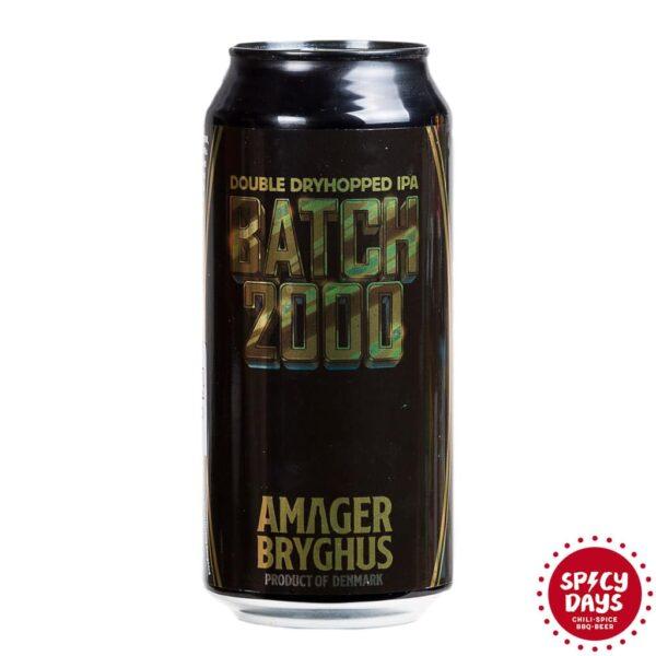 Amager Batch 2000 DDH IPA 0,44l 1