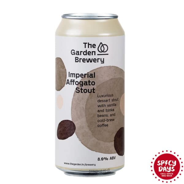 Garden Brewery Imperial Affogato Stout 0,44l 1