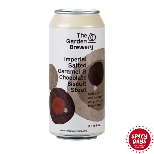 Garden Brewery Imperial Salted Caramel & Chocolate Biscuit Stout 0,44l 1