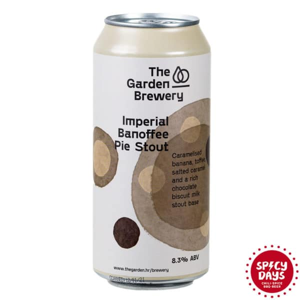 Garden Brewery Imperial Banoffee Pie Stout 0,44l 1
