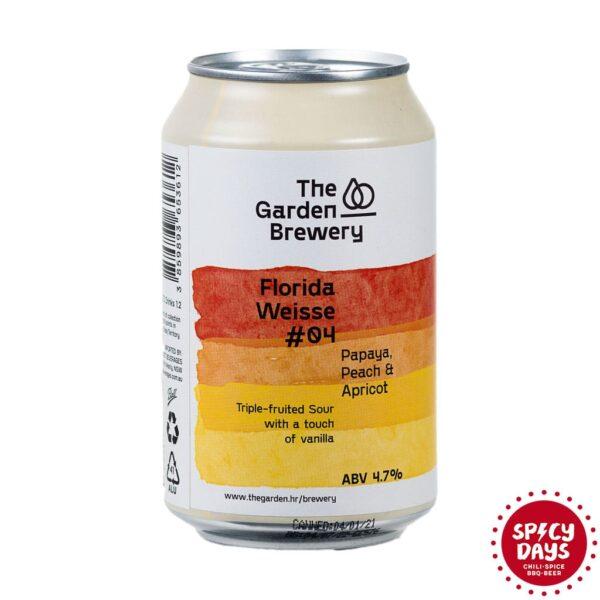 Garden Brewery Florida Weisse #04 0,33l 1