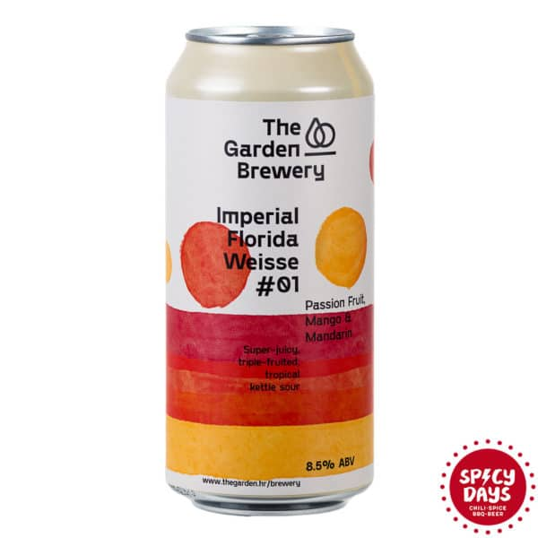 Garden Brewery Imperial Florida Weisse #01 0,44l 1