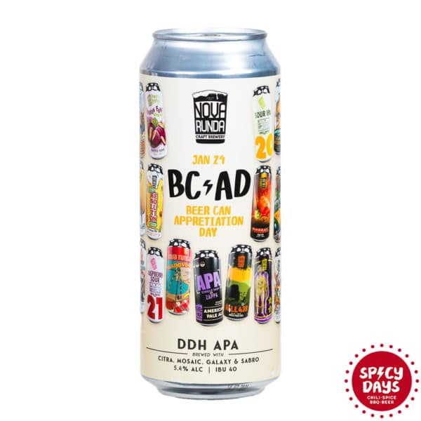 Nova Runda BC-AD DDH IPA 0,50l 1