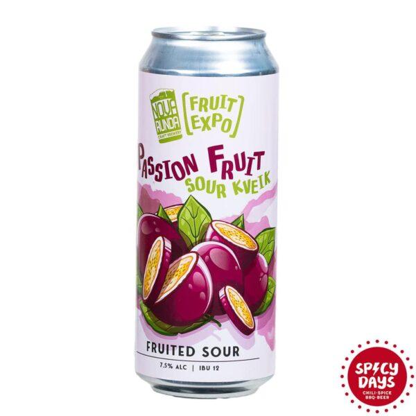 Nova Runda Passion Fruit Sour Kveik 0,50l 1