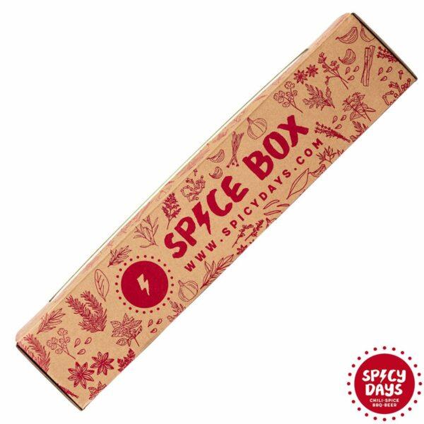 Egzotični paprovi - poklon paket začina 2