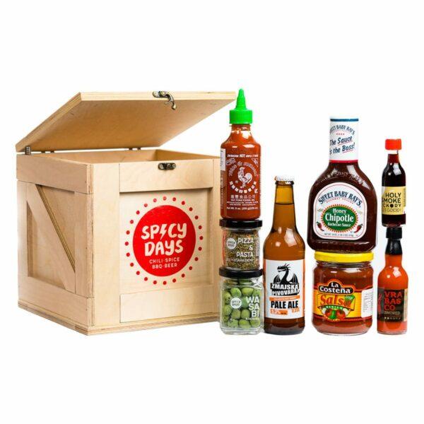 Spicy Crate - od svega ponešto - poklon paket 1