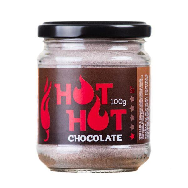 Hot Hot Chocolate - ljuta vruća čokolada 100g 1