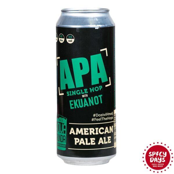 Nova Runda APA Single Hop: Ekuanot 0,50l 1