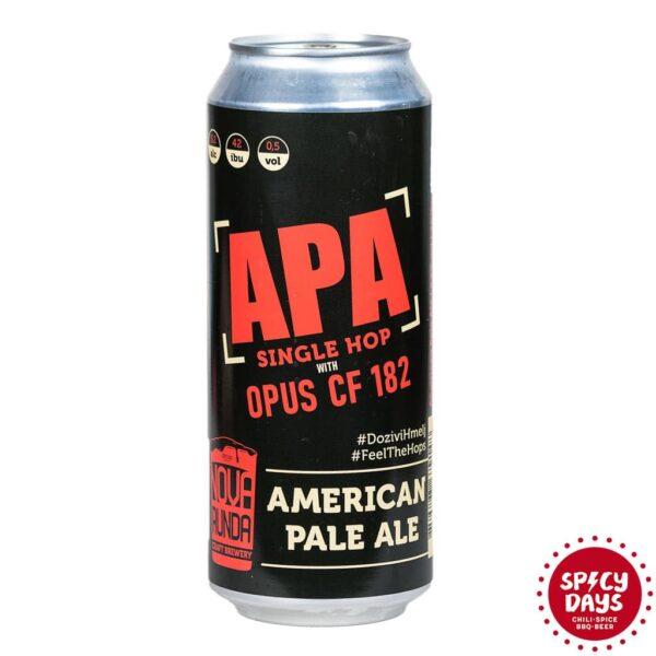 Nova Runda APA Single Hop: Opus CF 182 0,50l 1