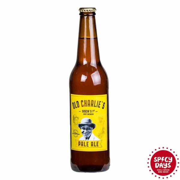 Old Charlie's Pale Ale 0,50l 1