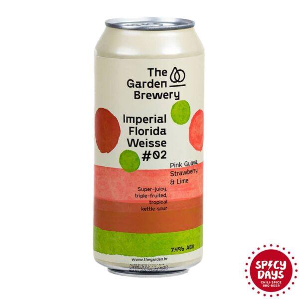 Garden Brewery Imperial Florida Weisse #02 0,44l 1