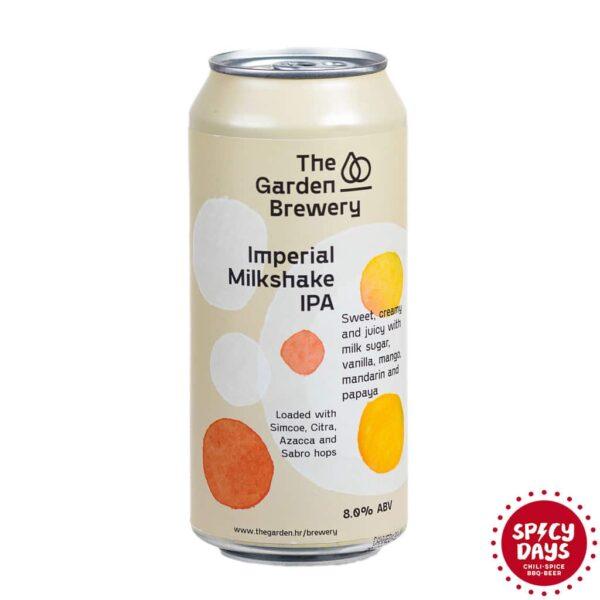 Garden Brewery Imperial Milkshake IPA 0,44l 1
