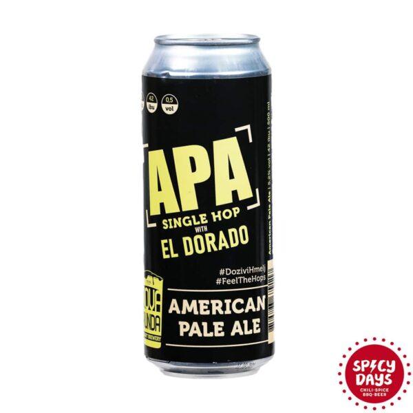 Nova Runda APA Single Hop El Dorado 0,50l 1