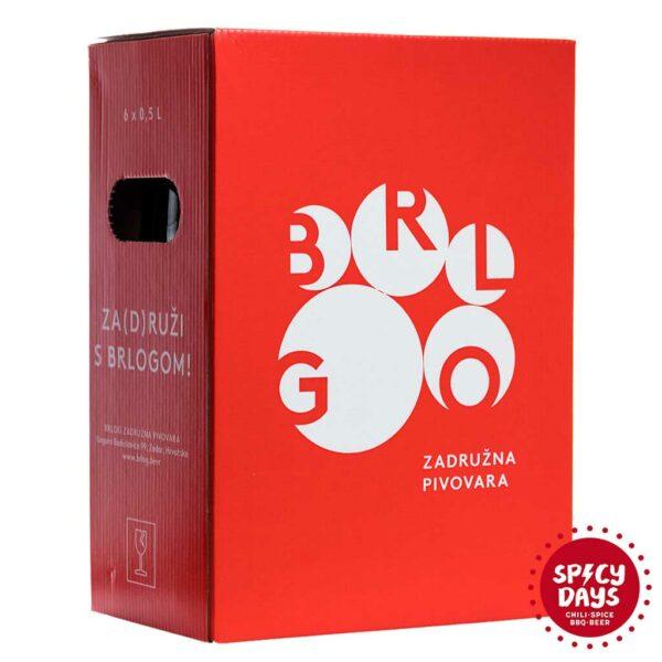 Brlog Six Pack 6 x 0,50l (5+1 gratis) 1