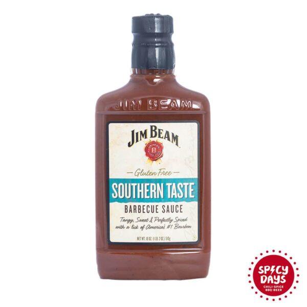 Jim Beam Southern Taste BBQ umak 510g 1