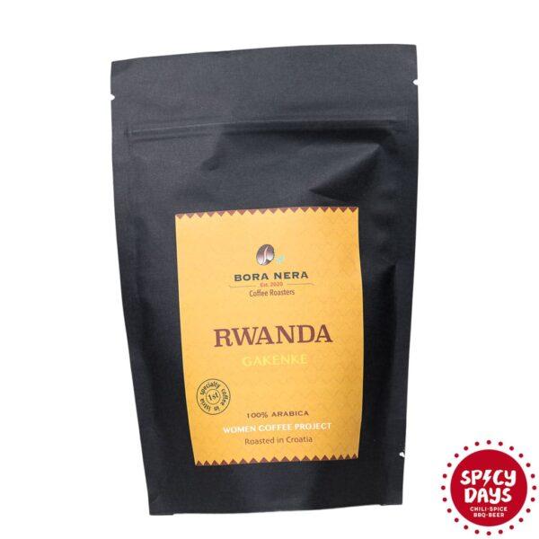 Bora Nera Coffee Roasters - Kava Rwanda u zrnu 250g 1