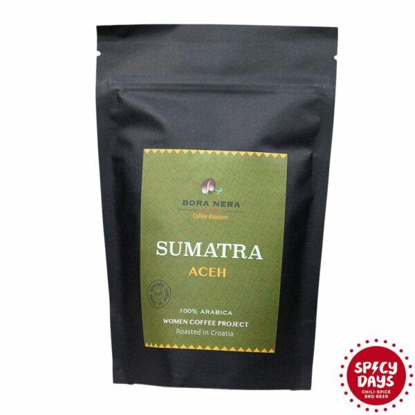 Bora Nera Coffee Roasters - Kava Sumatra u zrnu 250g 1