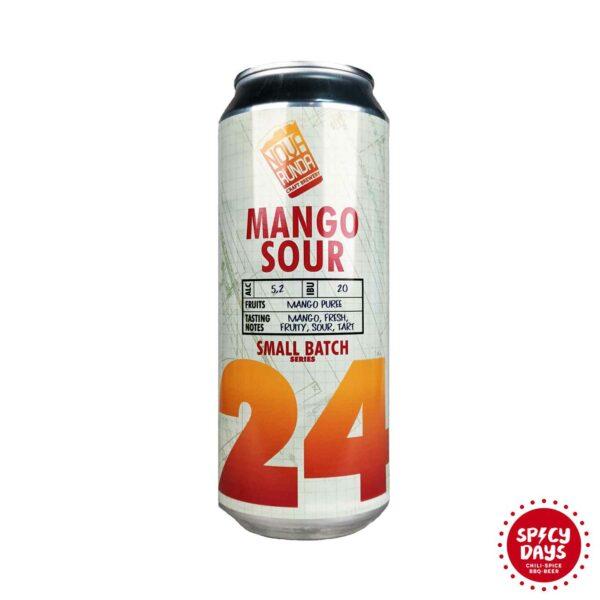 Nova Runda Small Batch Series 24 - Mango Sour 0,50l 1