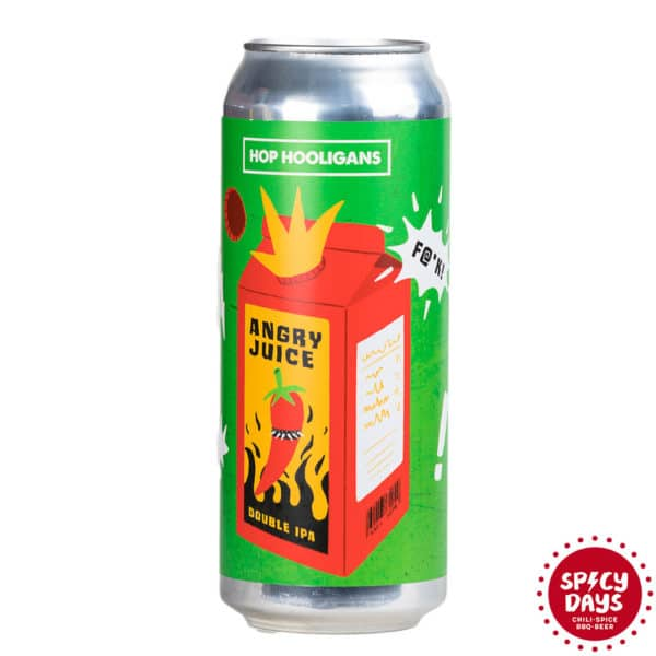 Hop Hooligans Unravel: Angry Juice 0,50l 1