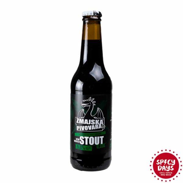 Zmajska pivovara New World Stout 0,33l 1