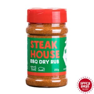 BBQ Hot Yard Dry Rubovi - suhe marinade 2