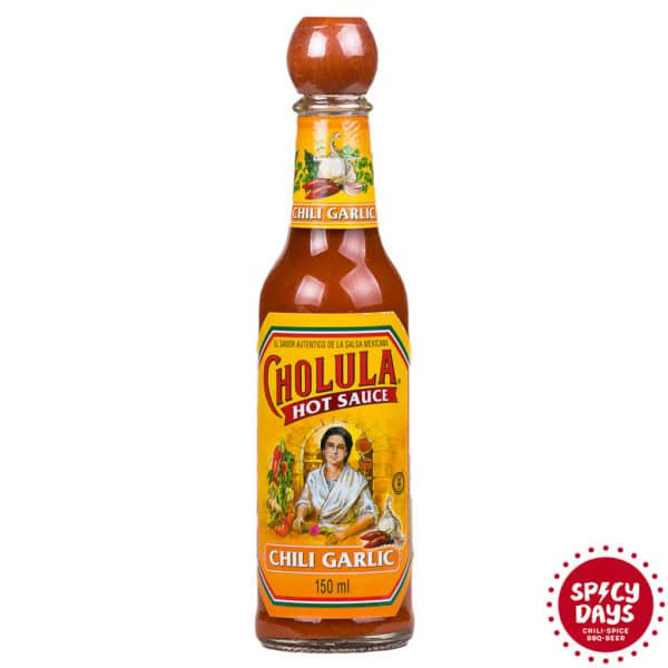 Cholula Chili Garlic ljuti umak 150ml 1
