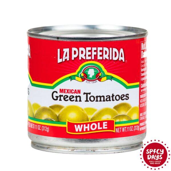 La Preferida Tomatillos zelene rajčice 312g 1