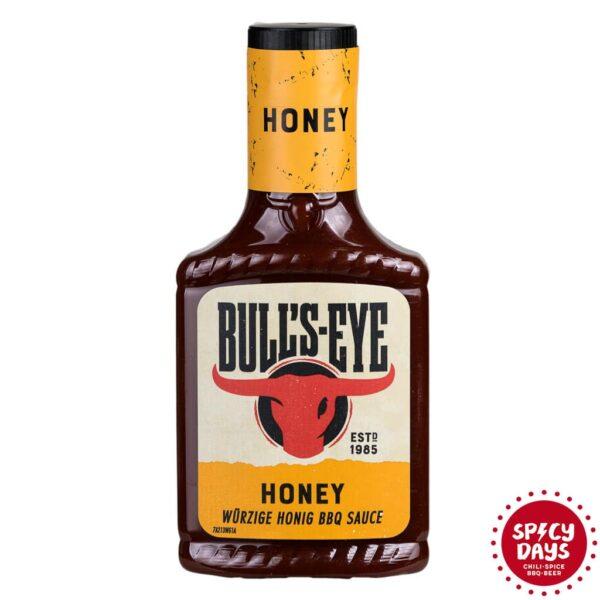 Bull's Eye Honey BBQ umak 350g 1