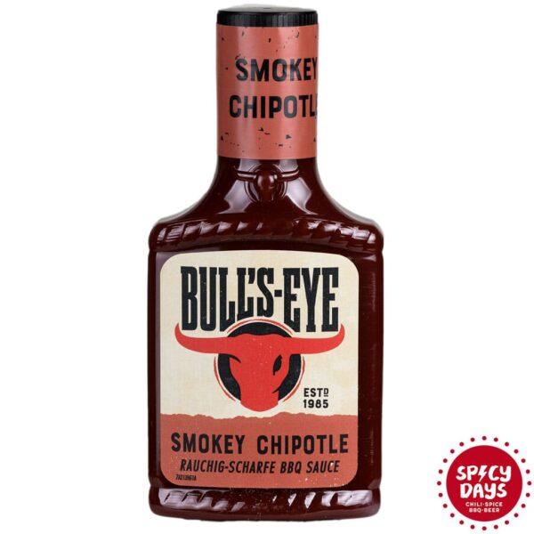 Bull's Eye Smokey Chipotle BBQ umak 345g 1