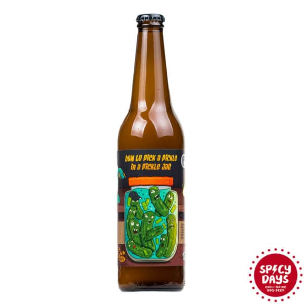 Pulfer How To Pick A Pickle In A Pickle Jar IPA 0,50l 1