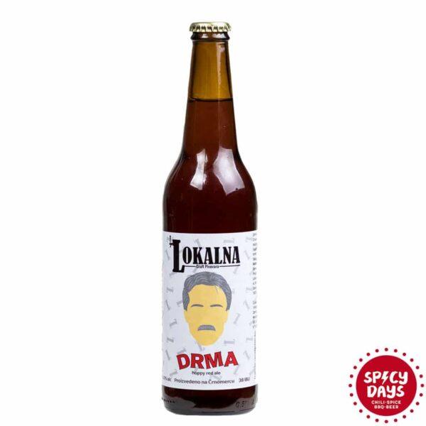Lokalna craft pivovara Drma 0,50l 1