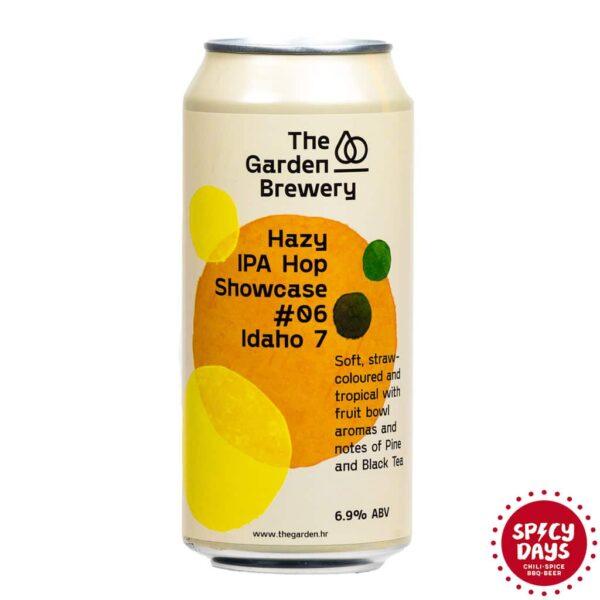 Garden Brewery Hazy IPA Hop Showcase #06 Idaho 7 0,44l 1