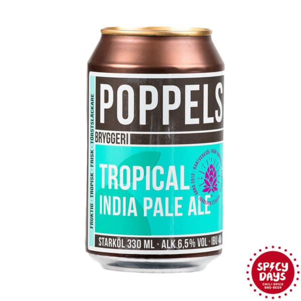 Poppels Tropical IPA 0,33l 1
