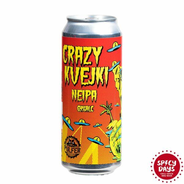 Pulfer Crazy Kvejki NEIPA 0,50l LIM 1