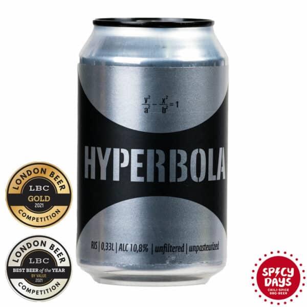 Lepi Dečki Hyperbola 0,33l LIM 1