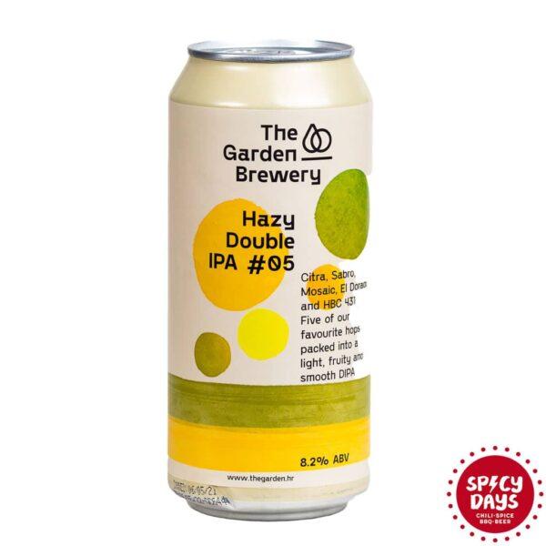 Garden Brewery Hazy Double IPA #05 0,44l 1