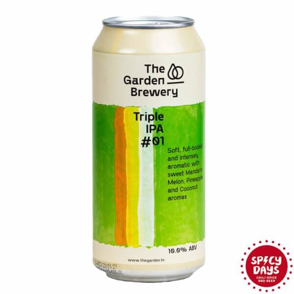 Garden Brewery Triple IPA 0,44l 1